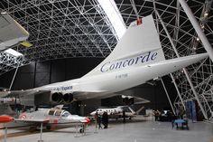 Le Concorde - Aeroscopia, musée de le l'aéronautique à Toulouse Et si on prenait l'avion sans décoller ? | La France en 365 jours