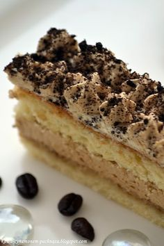 Ciasto - kostka kawowa