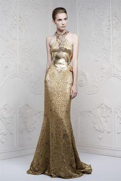 Alexander McQueen - Pre Spring 2013 - Shows - Vogue.it