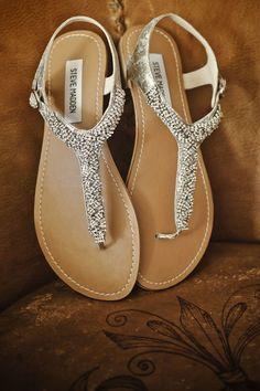 Steve Madden summer sandals! <3