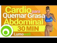 Cardio para Reducir Grasa Abdominal - YouTube