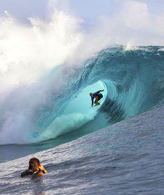 Kelly Slater / WSL #Tahiti #wsl #Volcom