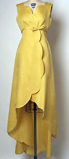 Balenciaga Vestido, 1967