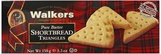 Walkers Shortbread Triangles Pack of 4 >>> Find out more about the great product at the image link. Gourmet Cookies, Shortbread Cookies, Gourmet Recipes, Packing, Triangles, Acute Triangle, Pure Products, Geometry, Image Link