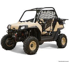 Polaris Defense - Ranger RZR - very nice atv (all terrain vehicle)