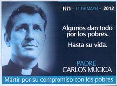 Carlos Mugica, el cura villero