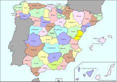 Provincias, resuelto