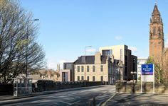 Belford Road, Edinburgh - High Quality, Modern development that reflects and complements the rich historic context.