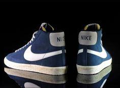 best service 2ca7b fbdb1 Nike Blazer High Premium Retro Nike Mens Sneakerhead