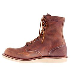 Red Wing for J.Crew