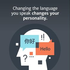 How Speaking Another Language Can Change Your Personality