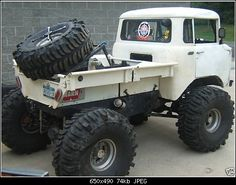 jeep FC I'd rock that
