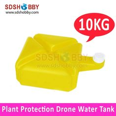 36.05$  Watch now - http://alijx0.shopchina.info/go.php?t=32700179553 - 10KG Water Liquid Tank for Agricultural Plant Protection Drone Multicopter  #buychinaproducts