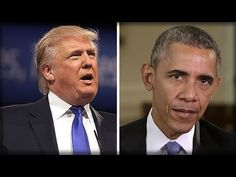 TRUMP JUST ISSUED A DEMAND TO OBAMA ABOUT CLINTON AND HER 'CO-CONSPIRATORS' - YouTube