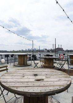 Alfresco Dining -The Brooklyn Barge>3 Milton St/West St