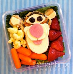 15 Creative Lunch Meals - IcreativeD