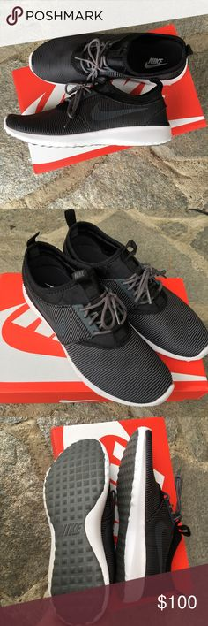 Women's Nike Juvenate SM BRAND NEW NEVER WORN NIKE JUVENATE SM SHOES! Lightweight shoe grey/white/black women's size 10.5 shoe box included!  🚫 No trades or Paypal ✅ Bundles are welcome  📦 Fast shipping 💰 Make me an offer below Nike Shoes Athletic Shoes