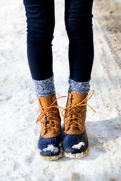 Women's Fashion – Winter Outfits