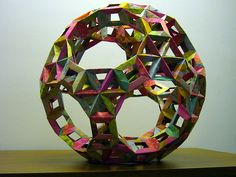 rhombicosidodecahedron Challenge accepted!