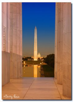 Washington DC, I wish I would have thought of doing this picture while we were there!!