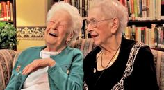 Country Music Lyrics - Quotes - Songs Best friends - 100-Year-Old Best Friends Give Opinions On Today's Pop Culture... And It Is Hilarious! (WATCH) - Youtube Music Videos http://countryrebel.com/blogs/videos/20160899-100-year-old-best-friends-give-opinions-on-todays-pop-culture-and-it-is-hilarious-watch