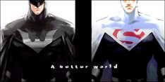 """""""a better world"""" is one of the most brutal episodes of JUSTICE LEAGUE animated series. but I like it very much. photoshop CS4/2009"""