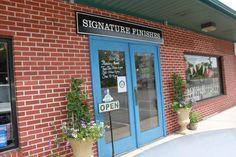 Image of Signature Finishes