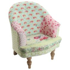 Find from classic overstuffed armchairs to contemporary bucket seats, from frilly feminine boudoir chairs to macho masculine hessian upholstery. Cozy Chair, Lounge, Fabric Armchairs, Gorgeous Fabrics, Boutique, Furniture Inspiration, Tub Chair, Bohemian Decor, Retro