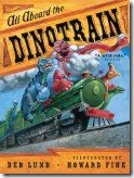 Totally Tots once upon a book - All Aboard the Dino Train