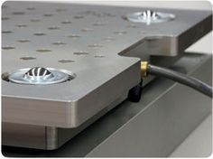 AMTI Force Plate Mounting - Magnetic Mounting for Force Platforms