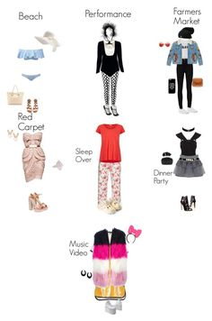 """Pop star closet 17"" by jumpkat ❤ liked on Polyvore featuring Sophia Webster, yunotme, Frame Denim, Gucci, Steve Madden, Sole Society, Wildfox, Casetify, Maticevski and Brian Atwood"