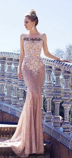 Pink Formal Dresses, Gala Dresses, Colored Wedding Dresses, Long Dresses, Bridal Gowns, Wedding Gowns, Prom Gowns, Long Mermaid Dress, Lace Mermaid