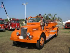 Mack Fire Engine