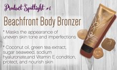 Body Bronzer spotlight https://www.youniqueproducts.com/BeYoutifulbeYourself/products