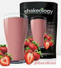 """I was lucky to be one of the taste panelist's for the brand new Strawberry Shakeology! - It's like Quik Strawberry Milk with zero guilt! """"Perfect texture and flavor"""""""
