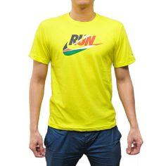 Nike Mens Run SA Yellow M7 - Topbuy 6th Birthday- - TopBuy.com.au