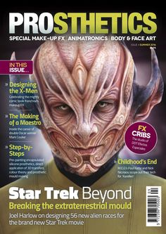 Prosthetics+magazine+Star+Trek+Beyond+cover.jpg 1.131×1.600 pixels