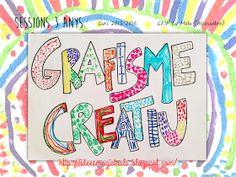 """Àlbum """"Grafisme creatiu 3anys 15-16""""    Des de que vaig publicar una entrada sobre el grafisme creatiu , ara ja fa més de 3 anys, he estat..."""