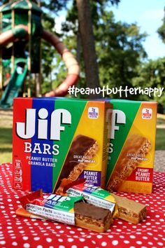 Time to get #peanutbutterhappy w/new Jif® Flavored Spreads & Jif™ Bars @walmart http://freebies4mom.com/peanutbutter  #ad