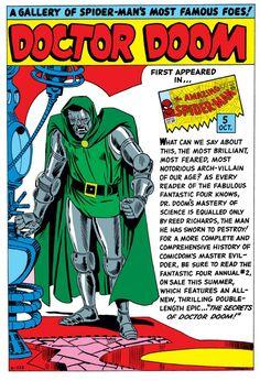 Steve Ditko, Amazing Spider-Man Annual #1