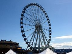 2014 YIP - Day 158: Seattle Great Wheel
