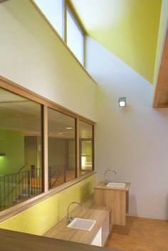 Jean Carrire Nursery School Tectoniques ArchitectsC Jerome Ricolleau