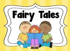 Fairy tale units:  Jack & the Beanstalk and 3 Little Pigs. (priced)