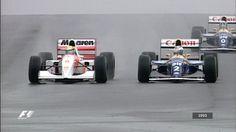 A melhor volta na história da F1 - F1's Greatest Lap? Ayrton Senna at Donington 1993