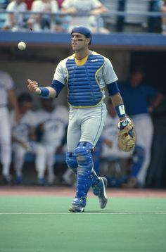 Dave Valle, #Mariners Catcher, 1984-1993