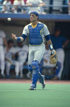 Dave Valle, #Mariners Catcher, 1984-1993
