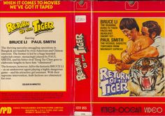 Cover VHS UK