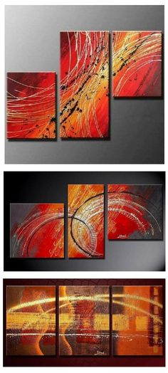 Extra large hand painted art paintings for home decoration. Large wall art, canvas painting for bedroom, dining room and living room, buy art online. Extra Large Wall Art, Hand Painting Art, Red Abstract Painting, Abstract Wall Art, Oil Painting Abstract, Online Painting, Bedroom Wall Art Painting, Canvas Painting, Canvas Paintings For Sale