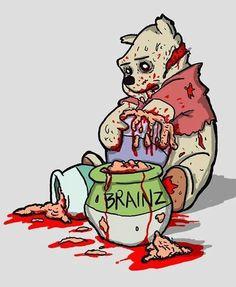 Zombie Poo
