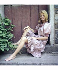 Portrait Of Goldie Hawn 1964